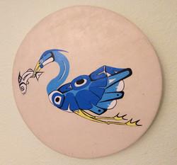 Blue Heron Drum