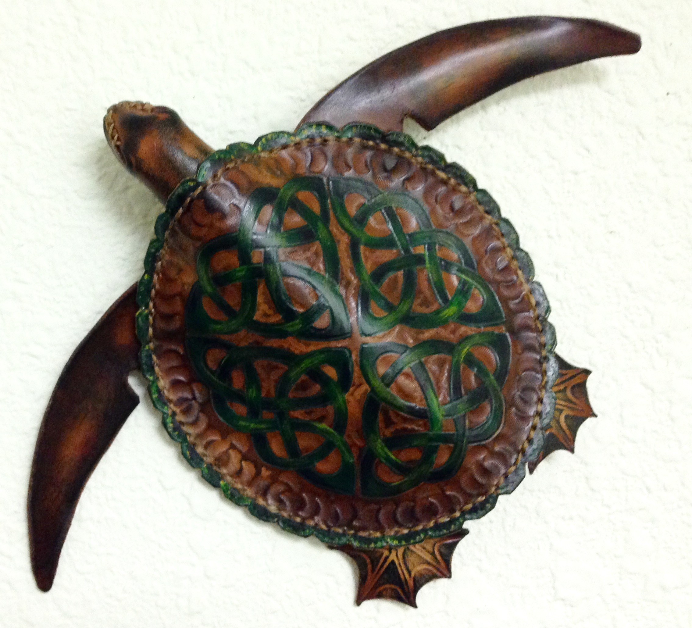Celtic Small Turtle