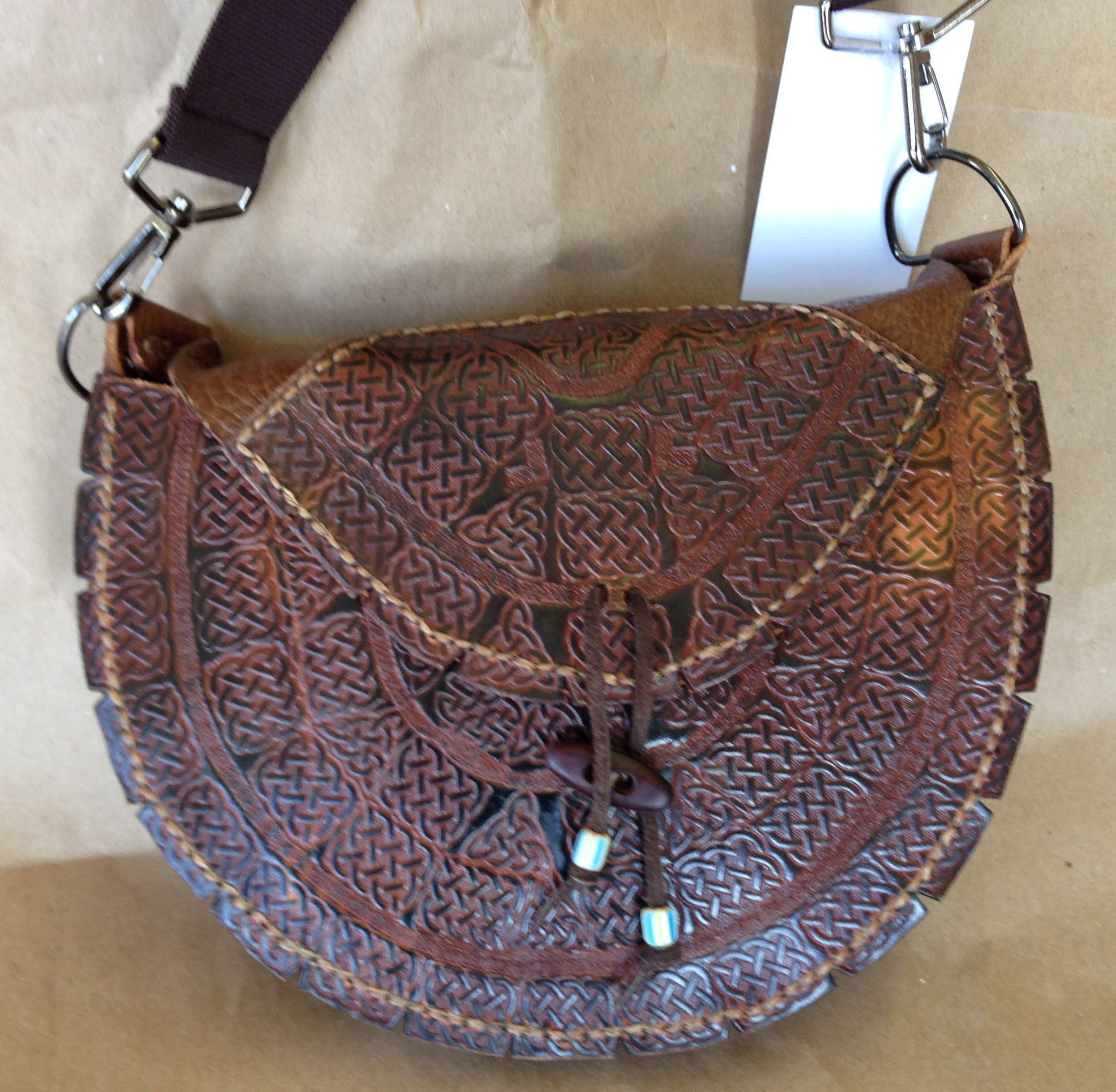 Celtic Inspired Purse
