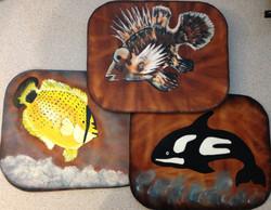 new ocean themed mousepads