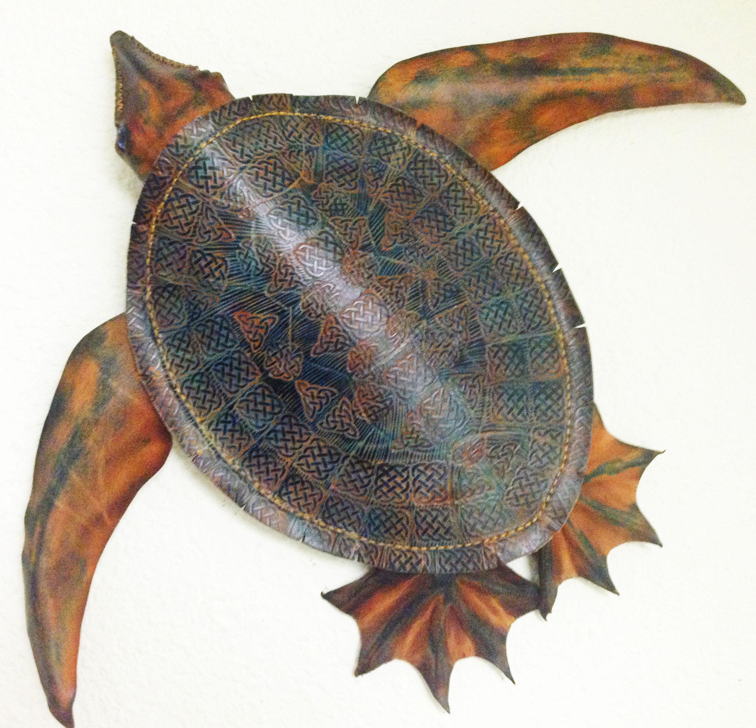 celtic turtleblue