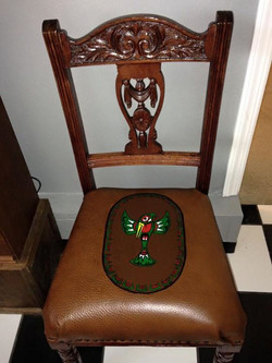 Hummingbird Chair