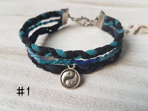 10 modèles bracelet d'inspiration bohème et celtique