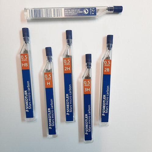 עופרות לעיפרון מכאני