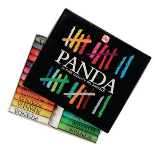 מקורי 24 גוונים PANDA Talens סט פנדה