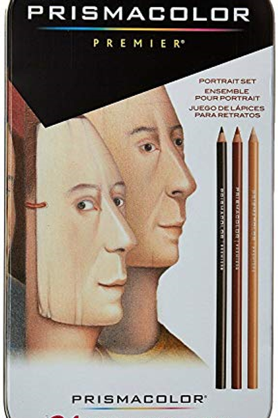 PRISMACOLOR סט 24 עפרונות צבע גוף