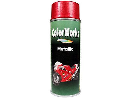 ColorWorks Metallic - ספריי צבע מטאלי