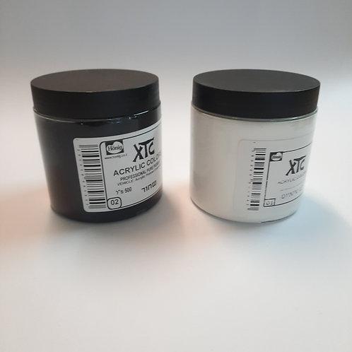 "copy of XTC צבע אקרילי 500 מ""ל"