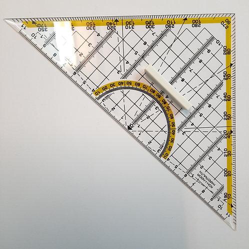 משולש אריסטו KOH-I-NOOR 22cm