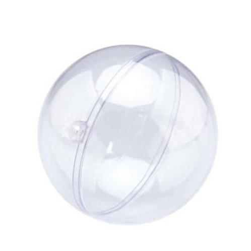 (כדור פלסטיק (שני חצאים