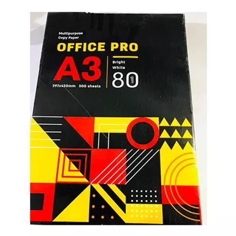 A3 80gr חבילת נייר