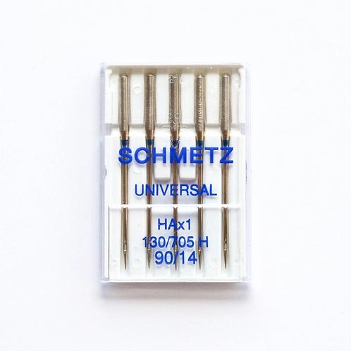 SCHMETZ 'מחט למכונת תפירה ביתית 5 יח