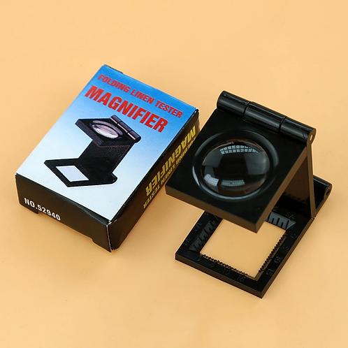 FD30 זכוכית מגדלת מתקפלת