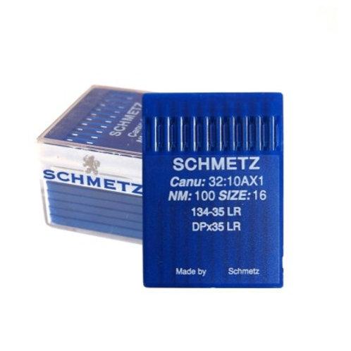SCHMETZ 'מחט למכונת תפירה לעור 10 יח