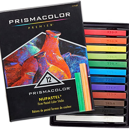 PRISMACOLOR סט 12 פסטלים