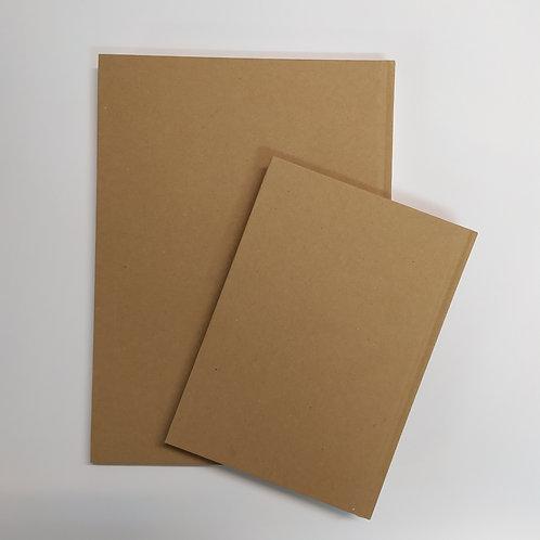 ספר סקיצה כריכה קשה תפורה - נייר אופוויט