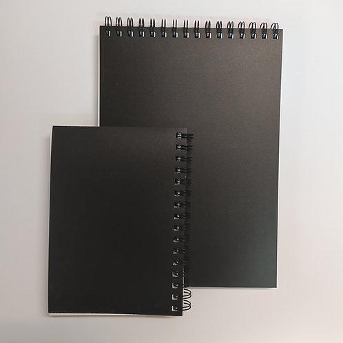 Papel ספר סיקצה ספירלה – נייר 120 גר' לבן