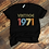 Thumbnail: Retro Vintage Birthday t-shirt