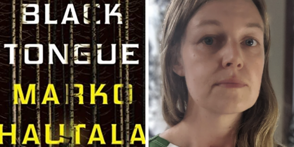 Meet The Translator: Jenni Salmi Presents The Black Tongue