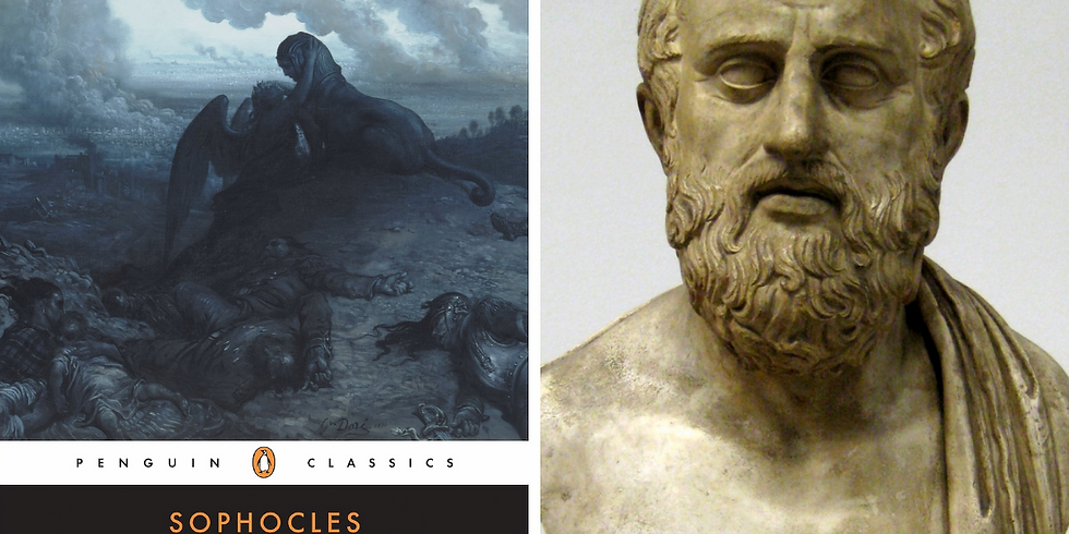 Book Discussion: Antigone by Sophocles