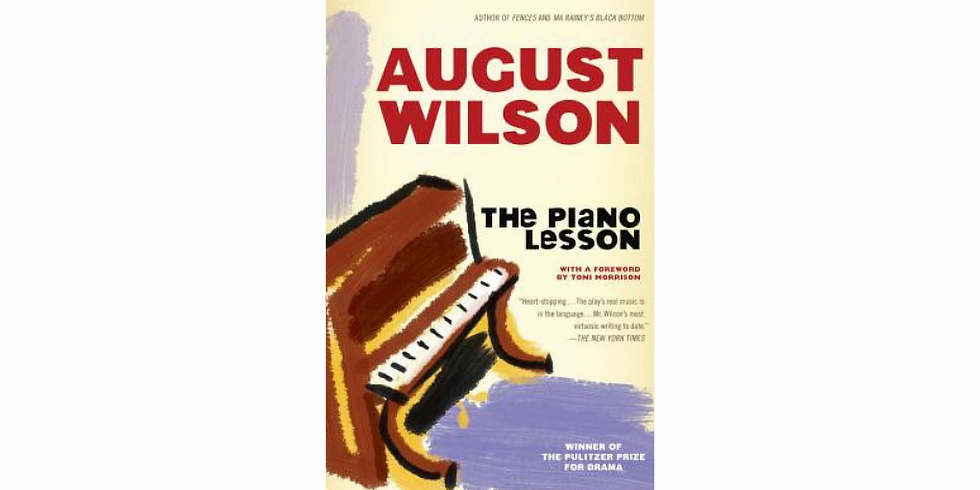 Discussion: The Piano Lesson By August Wilson