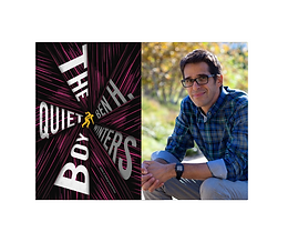 The Quiet Boy: An Interview with Ben Winters