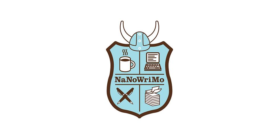NaNoWriMo Write-Ins at Folio