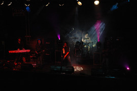 O. Canatan with Dreamtone on stage - 2010