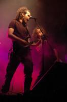 O. Canatan and Onur Ozkoc on stage