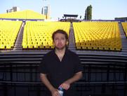 O. Canatan Behind the Scenes - 2007