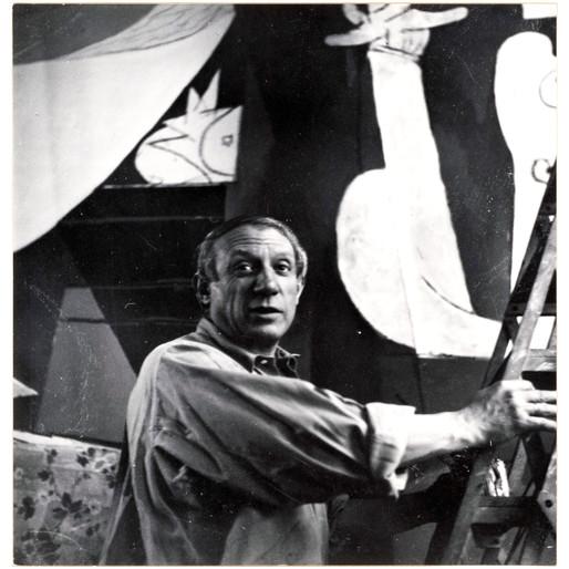 Picasso et l'exil, une histoire de l'art espagnol en résistance