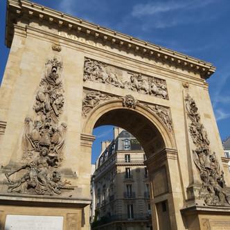 La Porte Saint-Denis, témoin de l'histoire de l'urbanisme parisien
