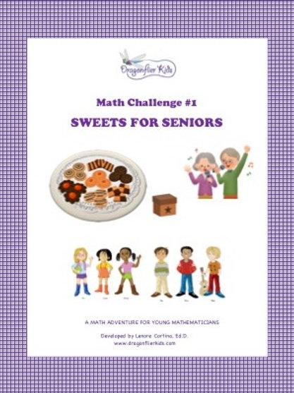 Math Challenge #1     Sweets for Seniors