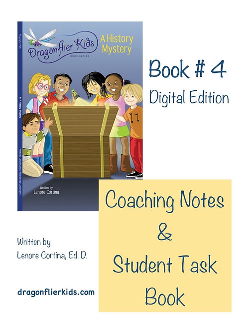 Book #4 Curriculum Unit  Digital Download