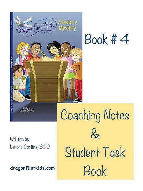 Book #4 Curriculum Unit  Spiral Bound