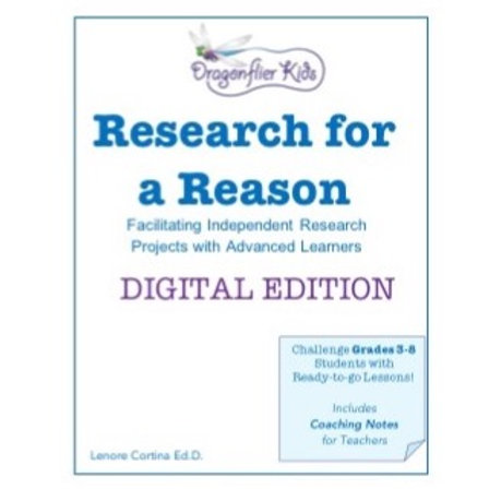 Research for a Reason: 3-8 Digital Download