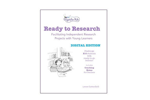 Ready To Research: K-2 Digital Download