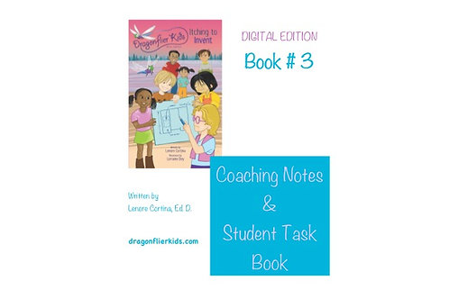 Book #3 Curriculum Unit Digital Download