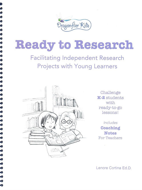 Ready to Research: K-2   Spiral Bound