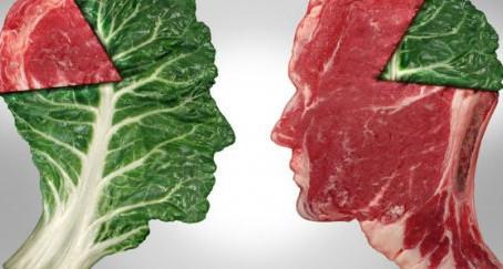 Saiba porque 84% dos vegetarianos/veganos voltam a comer carne