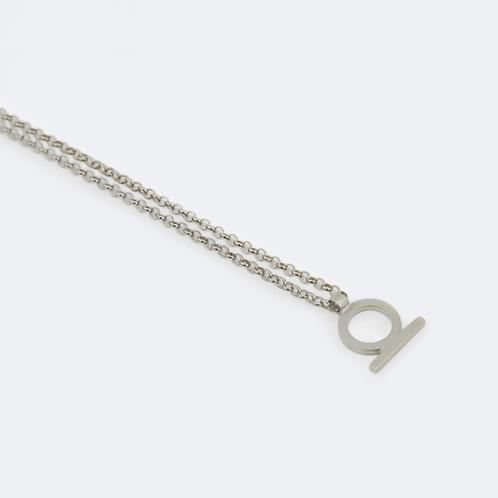 Shen Mini Pendant Silver