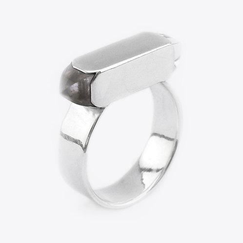Quartz Monolith Ring