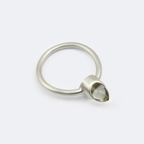 Water Ring Silver