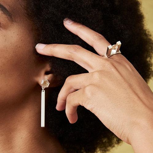 Karnak Earrings