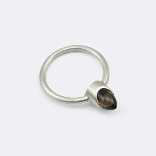 Earth Ring Silver