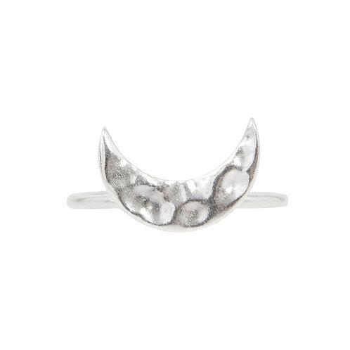 Luna Crescent Ring