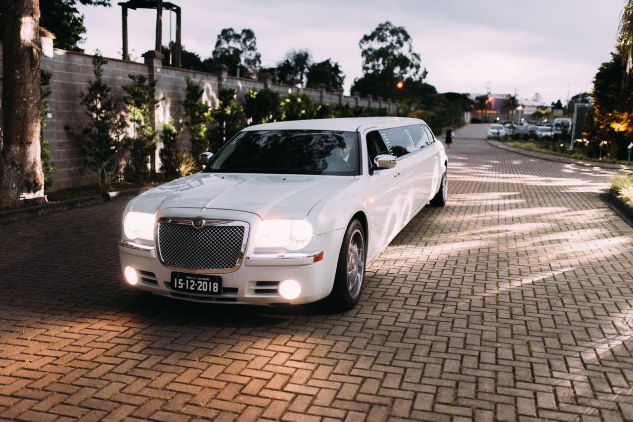 Limousine Branca Curitiba