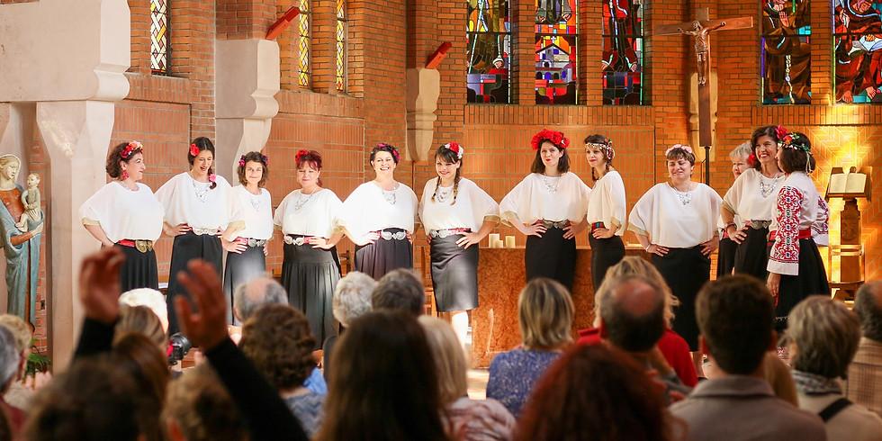 Concert à l'Eglise St Louis en Ile - Paris 4e