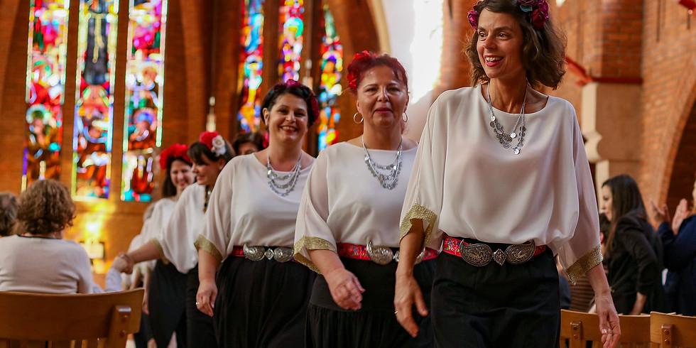 Concert à l'Eglise Orthodoxe Grècque - Paris 16e