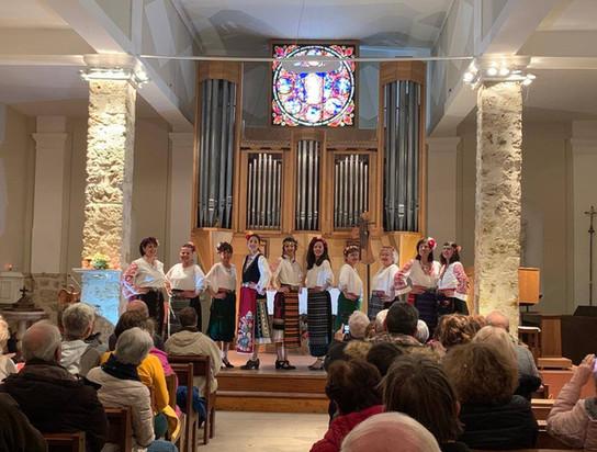 Concert à Chateaufort 78